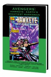 Avengers: Hawkeye - Earth's Mightiest Marksman (Hardcover)