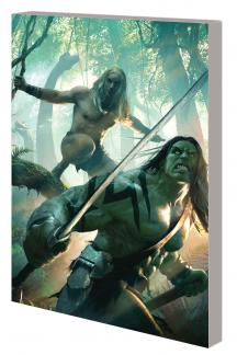 Skaar: King of the Savage Land (Trade Paperback)