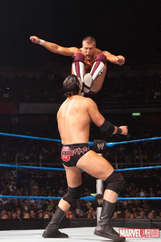 Daniel Bryan in action