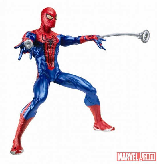 Hasbro Web-shooting Spider-Man