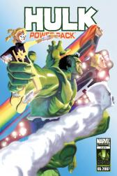 Hulk and Power Pack #3