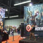 Marvel Stage at Wondercon 2012