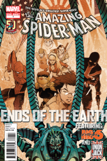 Amazing Spider-Man: Ends of the Earth (2012) #1