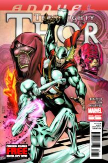 THE MIGHTY THOR ANNUAL (2011) #1