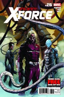 Uncanny X-Force (2010) #26