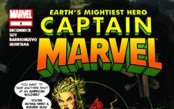 CAPTAIN MARVEL 4