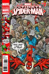Marvel Universe ULTIMATE SPIDER-MAN #7 