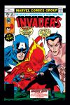 Invaders (1975) #26 Cover