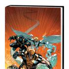 WOLVERINE & THE X-MEN BY JASON AARON VOL. 4 PREMIERE HC (AVX, COMBO)