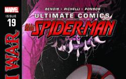 ULTIMATE COMICS SPIDER-MAN 19 (WITH DIGITAL CODE)