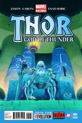 Thor: God of Thunder #4  (2nd Printing Variant)