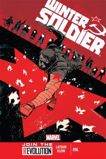 Winter Soldier (2012) #16