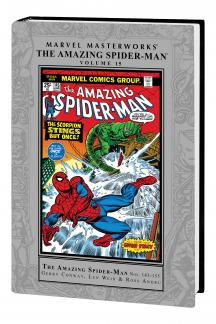 Marvel Masterworks: The Amazing Spider-Man Vol. 15 (Hardcover)