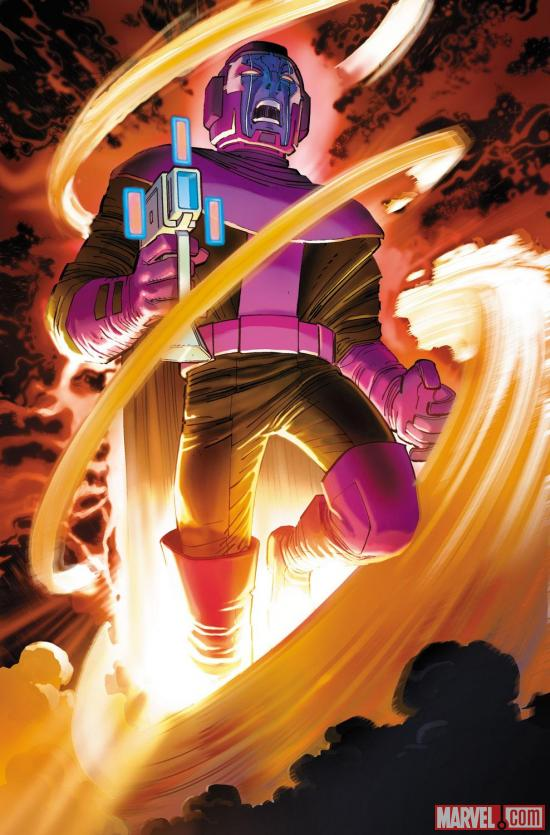 Kang by John Romita Jr.