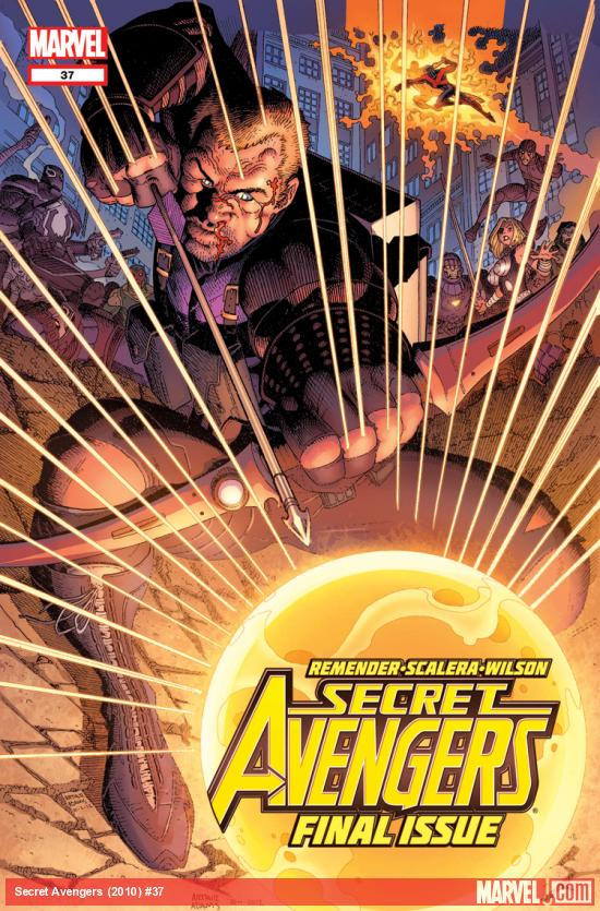 Secret Avengers (2010) #37