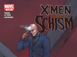 X-Men: Prelude to Schism 001 Cover Art