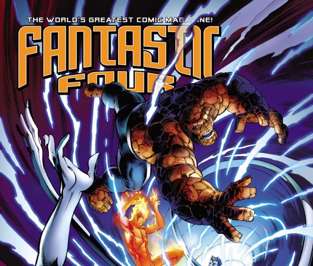FANTASTIC FOUR 11 (NOW)
