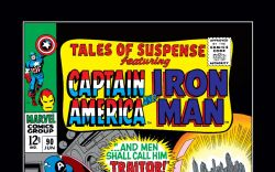 Tales of Suspense (1959) #90 Cover