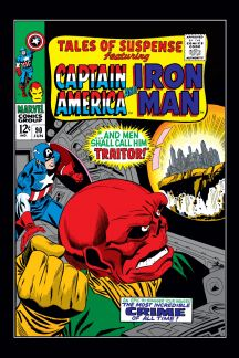 Tales of Suspense (1959) #90