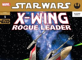 Star Wars: X-Wing Rogue Leader (2005) #1