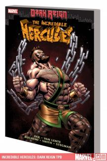 Incredible Hercules: Dark Reign (Trade Paperback)