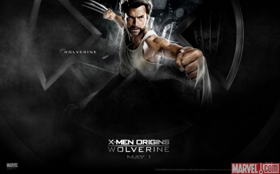 ''X-Men Origins: Wolverine&quot; promo image: Wolverine