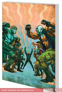Secret Invasion: New Warriors (Trade Paperback)