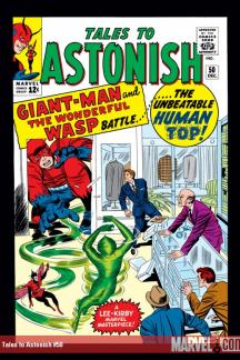Tales to Astonish (1959) #50
