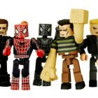 Spider-Man 3 Minimates Series 1