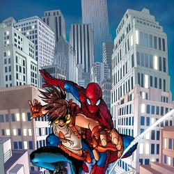 SPIDER-MAN &amp; ARANA SPECIAL: THE HUNTER #1