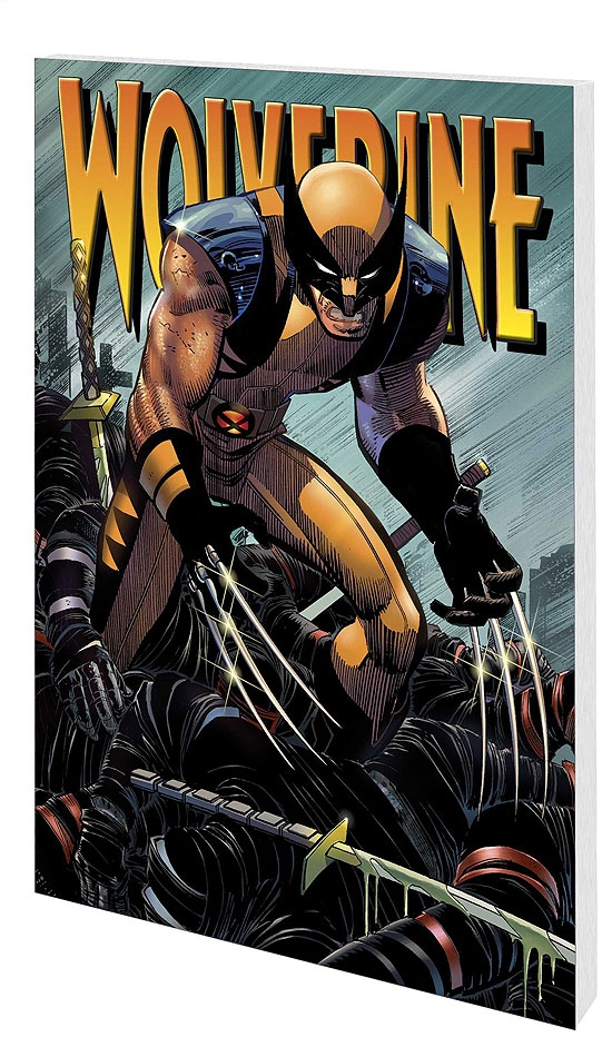 WOLVERINE: ENEMY OF THE STATE VOL. 1 #0