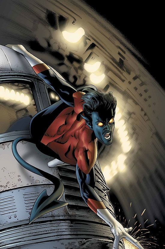 NIGHTCRAWLER (2005) #5 COVER
