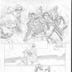 UNCANNY X-MEN #526 preview art by Olivier Coipel