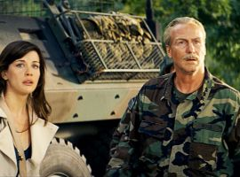 Betty Ross and General Thunderbolt Ross