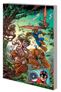 Super Hero Squad: Super Hero Safari GN-TPB (Graphic Novel)