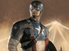 Captain America: Van Lente's First Vengeance