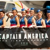 The USO Girls from Captain America: The First Avenger on the USS Intrepid