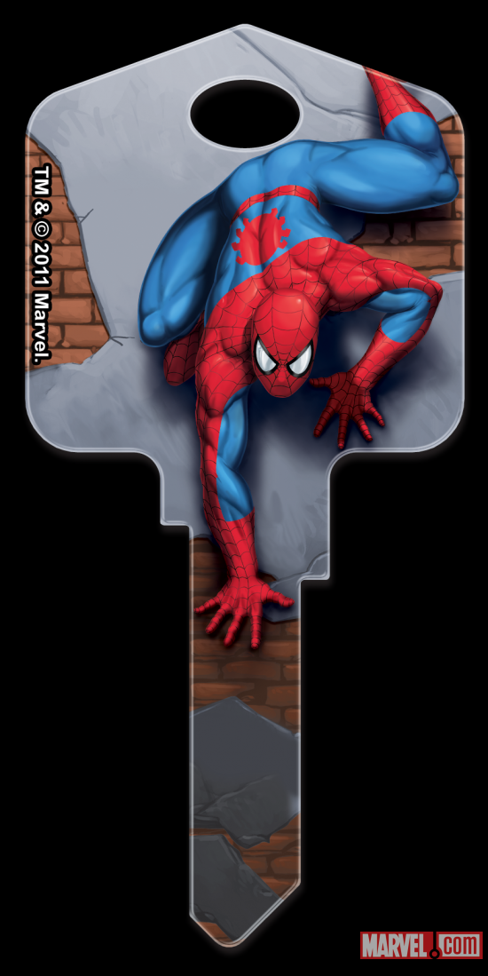 Spider-Man key