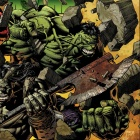 Incredible Hulks (2009) #609, VARIANT