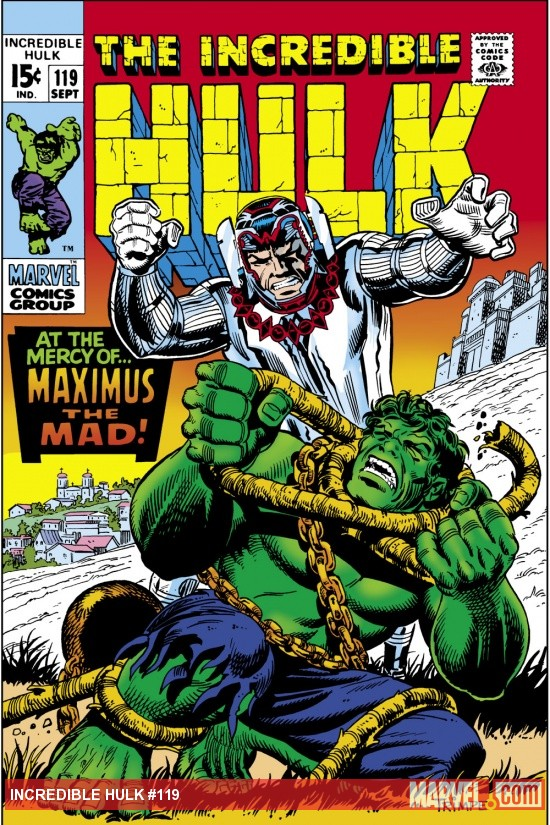 Incredible Hulk (1962) #119