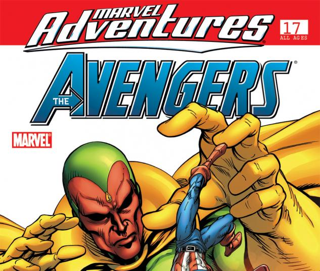 Marvel Adventures the Avengers (2006) #17