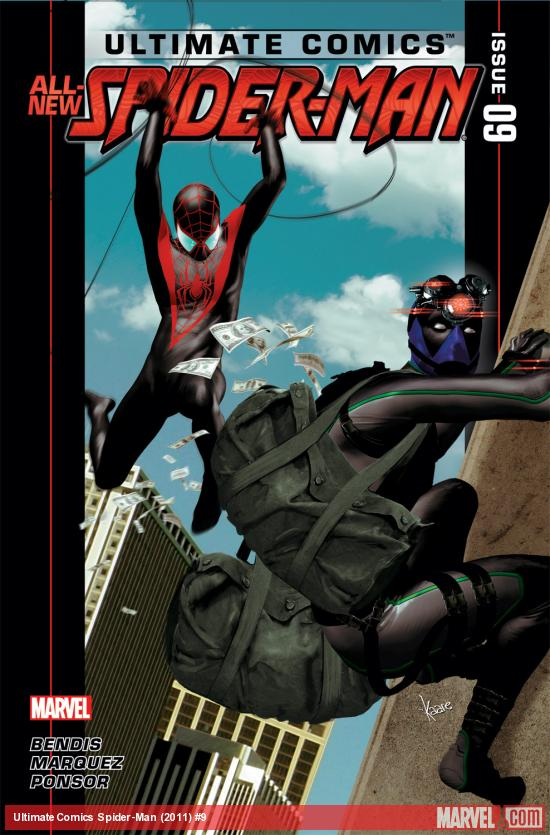 Ultimate Comics Spider-Man (2011) #9