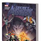SECRET AVENGERS BY RICK REMENDER VOL. 1 TPB (COMBO)