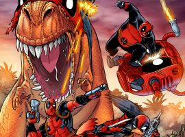 Closing the Lid on Deadpool Kills Deadpool