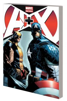 A+X VOL. 2: = AMAZING TPB (MARVEL NOW) (Trade Paperback)