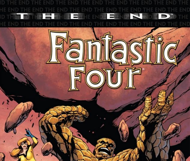Fantastic Four: The End #4