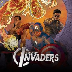 All-New Invaders (2014 - Present)