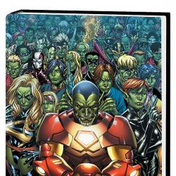 AVENGERS: THE INITIATIVE VOL. 3 - SECRET INVASION PREMIERE #0