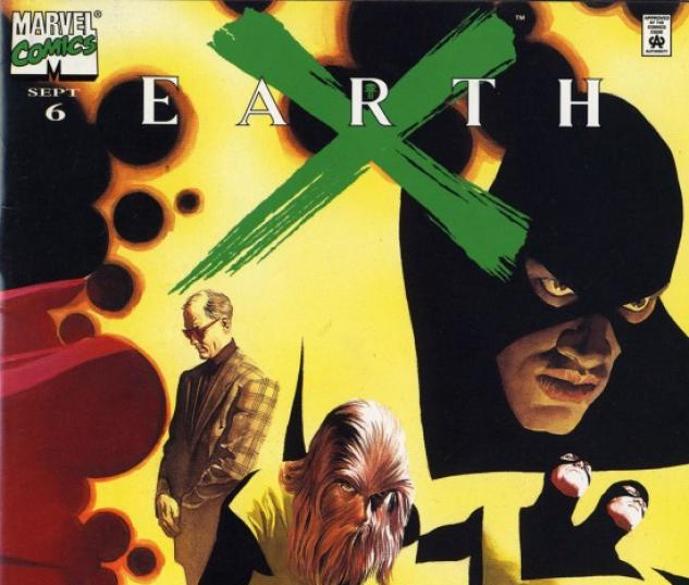EARTH X #6 COVER