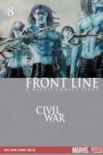 Civil War: Front Line (2006) #8